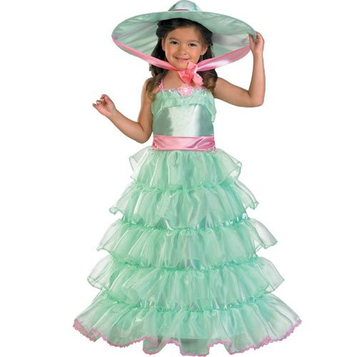 California Costume Collection 32729 Southern Belle Toddler Costume Size (Toddler Southern Belle Costume)