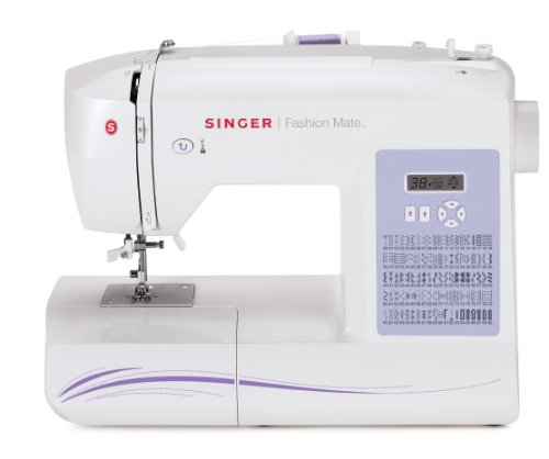 Singer 5500 Fashion Mate Handy Sewing Machine