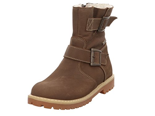 Däumling Ada 280131-S-47 Kinder Warmfutter Boot in Schmal 93 Denver hotdog