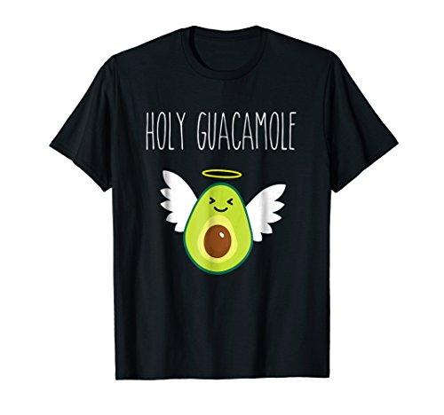Holy Guacamole - funny avocado angel T-Shirt