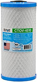 product image for Neo-Pure CTOV-4510 Carbon Block Water Filter Cartridge