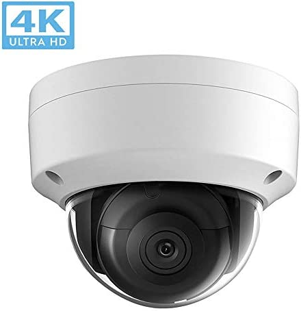 UltraHD 4K 8MP Outdoor Security POE IP Camera OEM DS-2CD2185FWD-I