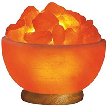 Amazon.com: Salt Lamp Fire Bowl: Home Improvement