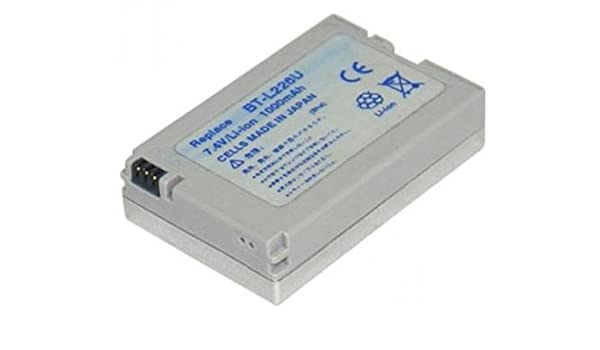 Bateria para Sharp vl-z5s vl-z5u vl-z7s vl-z7u vl-z7 vl-z8 vl-z8h vl-z800u vl-z8u