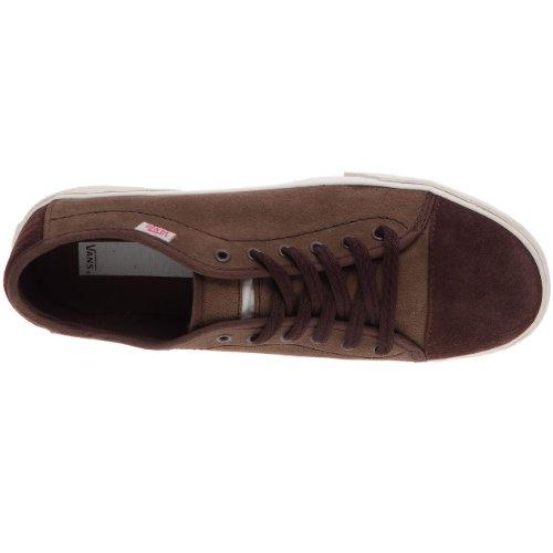 Vans Damen Sneaker, Hadley Lo Braun - Marron/rose
