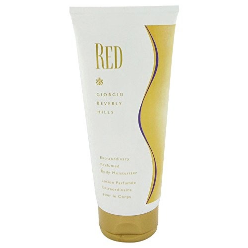 Red By GIORGIO BEVERLY HILLS FOR WOMEN 6.7 oz Body Moisturizer ()