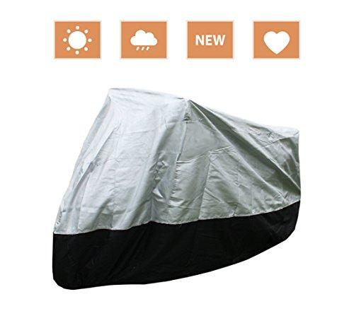 100 Waterproof Motorcycle Cover - 8