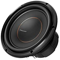 Pioneer 10 Dual 4 Ohm Voice Coil Subwoofer