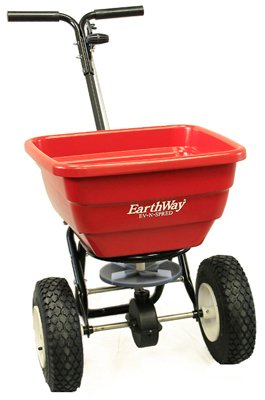 - Earthway Products F80 F80 Commercial Series Broadcast Spreader