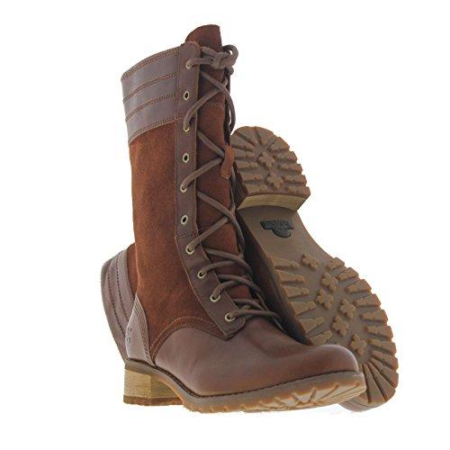 TimberlandBethel Heights Zip - Botas Mujer Marrón - marrón