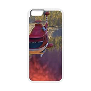 Planes Fire Rescue iPhone 6 Plus 5.5 Inch Cell Phone Case White T9015766