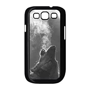 Wolf The Unique Printing Art Custom Phone Case for Samsung Galaxy S3 I9300,diy cover case ygtg599938 by mcsharks