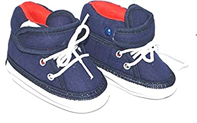 77eec442eb90 Image Unavailable. Image not available for. Colour  Pin to Pen Baby Booties  Musical Boots with White Lace Up ...