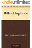 Rilla of Ingleside (Anne of Green Gables series Book 8)