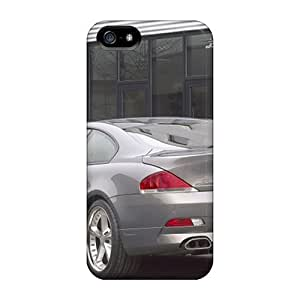New Premium GAwilliam Grey Ac Schnitzer Bmw Acs6 Rear Angle Skin Case Cover Excellent Fitted For Iphone 5/5s