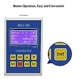 NDJ-5S Digital Rotational Viscosity Meter