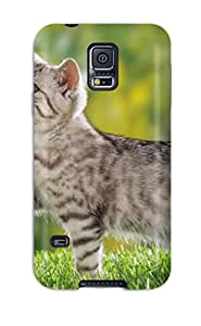 Galaxy S5 Case Cover With Shock Absorbent Protective TEoOnVt5004zKRta Case