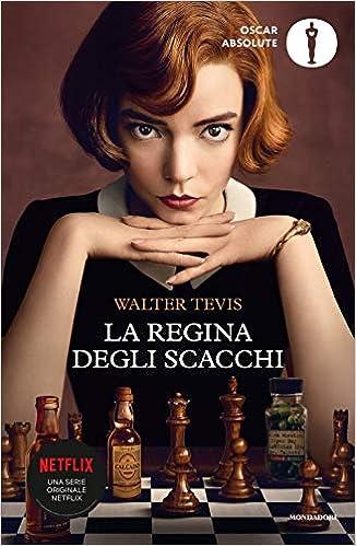 cover libro La regina degli scacchi di Tevis Walter