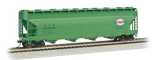 (Bachmann Industries NYC ACF 4-Bay Center-Flow Hopper Car (N Scale), 56')