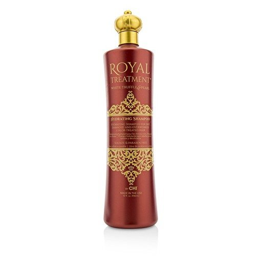 Chi Royal Treatment Hydrating Shampoo for Dry, Damaged and Overworked Color-Treated Hair, 32 - Chi Dry Hair Shampoo For