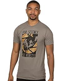 Portal 2 Men's For Science Premium Cotton T-Shirt