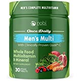 One Daily Multivitamin for Men - with Whole Food Vitamins - Immune Support with Clinically Proven Vitamin C, Vitamin D…