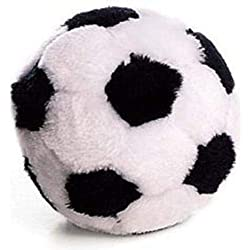 Ethical Plush Soccer Ball Dog Toy, 4-1/2-Inch
