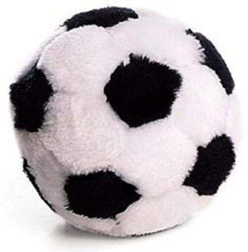 Ethical Plush Soccer Ball Dog Toy, -