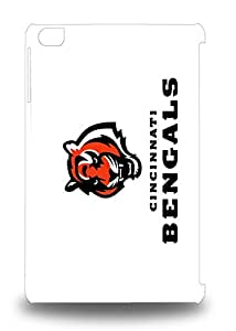 Shock Dirt Proof NFL Cincinnati Bengals Logo 3D PC Case Cover For Ipad Mini/mini 2 ( Custom Picture iPhone 6, iPhone 6 PLUS, iPhone 5, iPhone 5S, iPhone 5C, iPhone 4, iPhone 4S,Galaxy S6,Galaxy S5,Galaxy S4,Galaxy S3,Note 3,iPad Mini-Mini 2,iPad Air )