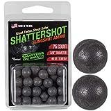 Air Venturi Dust Devil ShatterShot8482; Sling Shot Ammo, 3/8, 39gr, 75ct