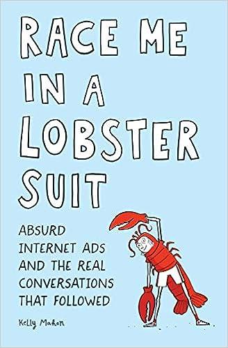 Αποτέλεσμα εικόνας για Race Me in a Lobster Suit