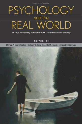 Psychology and the Real World: Essays Illustrating Fundamental Contributions to Society