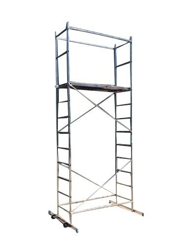 5m Diy Aluminium Scaffold Towertowers Amazoncouk Diy Tools