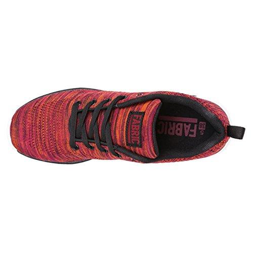 Tissu Flyer chemin de baskets pour femme d'Oran/PURP/BLK Sneakers Chaussures de sport Chaussures