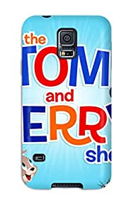Jocelynn Trent's Shop New Arrival Premium Galaxy S5 Case(the Tom And Jerry Show)