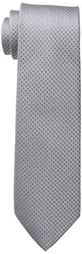 Necktie Silver Grey Necktie - 1