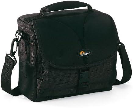 Lowepro Rezo 160 AW - Bolsa bandolera para cámara réflex, negro ...