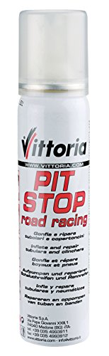 (Vittoria Pit-Stop Road Racing Foam Sealant, White)