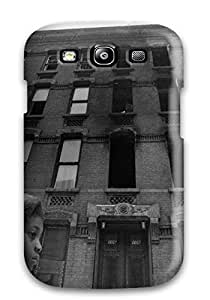 Durable Photography Black And White Back Case/cover For Galaxy S3