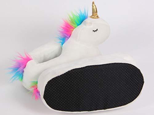 Idée Blanc Licorne De Drôle Peluche Unicorne Pantoufles 39 En Chaussures Ultra world Trend Cadeau Doux Blanc Qualité 41 Maison Chaussons Supérieure wBRnZqxt8