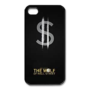 iphone4 4s Phone Case Black Wolf Of Wall Street ES3TY7830956