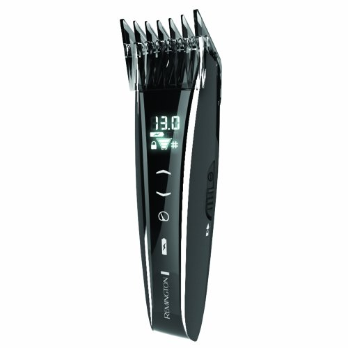 Remington HC5950 Touch Control Haircut Kit, Black by Remington