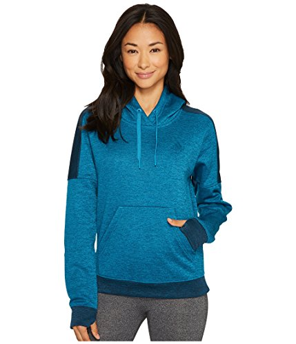adidas Women's Team Issue Fleece Pullover Hoodie