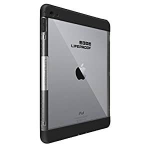 LifeProof NÜÜD SERIES iPad Air 2 Waterproof Case - Retail Packaging - BLACK