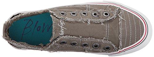 Blowfish Damen Spiel Fashion Sneaker Olive Bootcamp geräuchertes Canvas