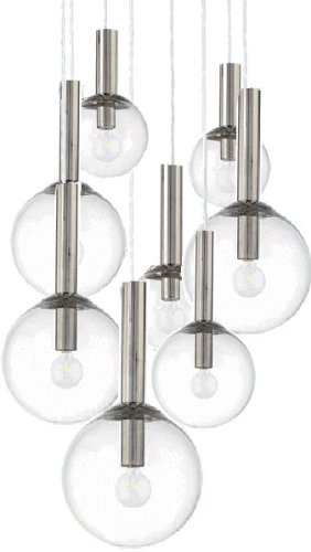 Sonneman Bubbles 8 Light Pendant