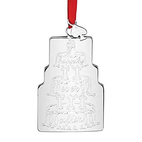 kate spade 2016 our first christmas cake