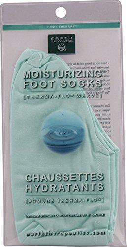 Jade Moisturizing Foot Socks - 1