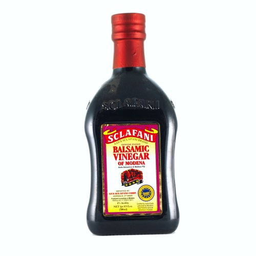 Balsamic Vinegar of Modena Pinch Bottles 500 ml ea. (6 PACK)