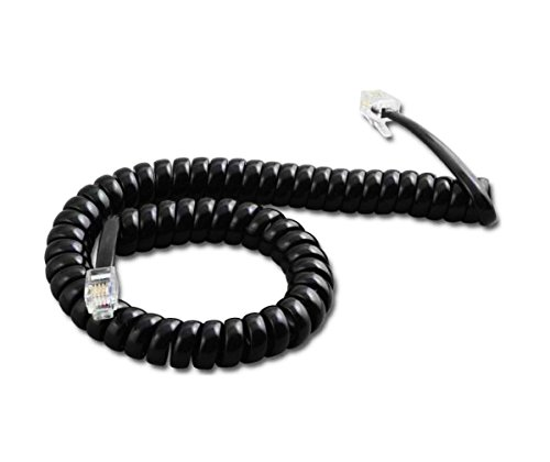 Wondrous Generic Ovicart Telephone Handset Phone Extension Cord Curly Coil Wiring 101 Nizathateforg